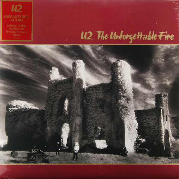 U2 - The Unforgettable Fire (180 Gr)