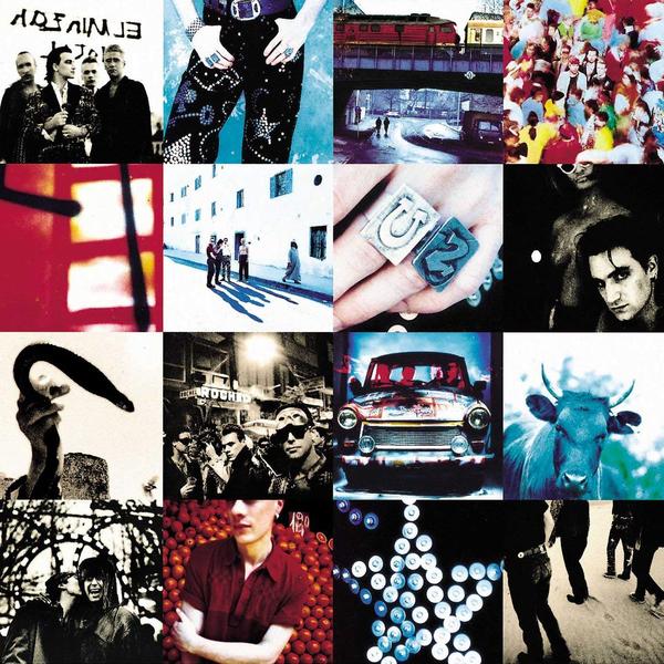 U2 U2 - Achtung Baby (2 LP) u2 u2 zooropa 2 lp