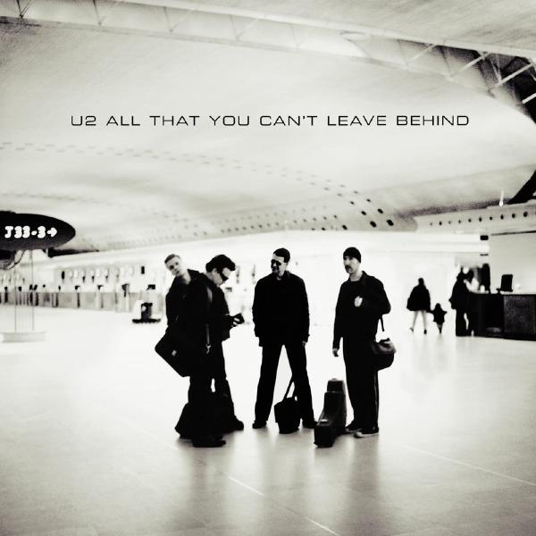 U2 - All That You Can't Leave Behind (2 LP)