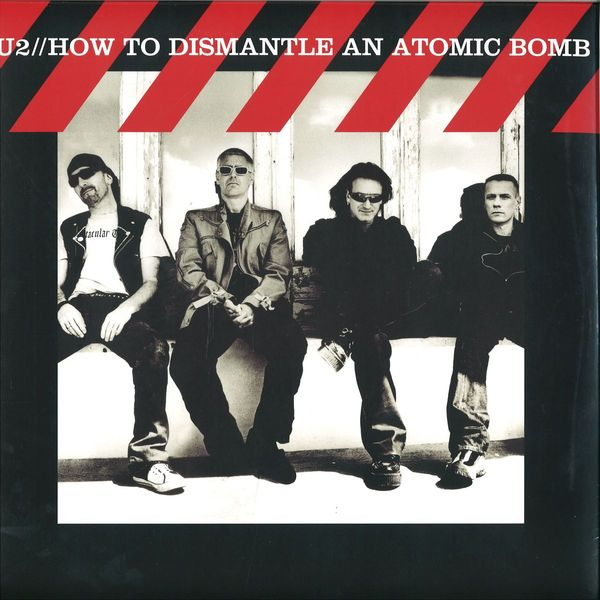 U2 U2 - How To Dismantle An Atomic Bomb u2 mexico