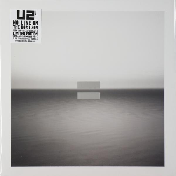 купить U2 U2 - No Line On The Horizon (2 Lp, Colour) онлайн