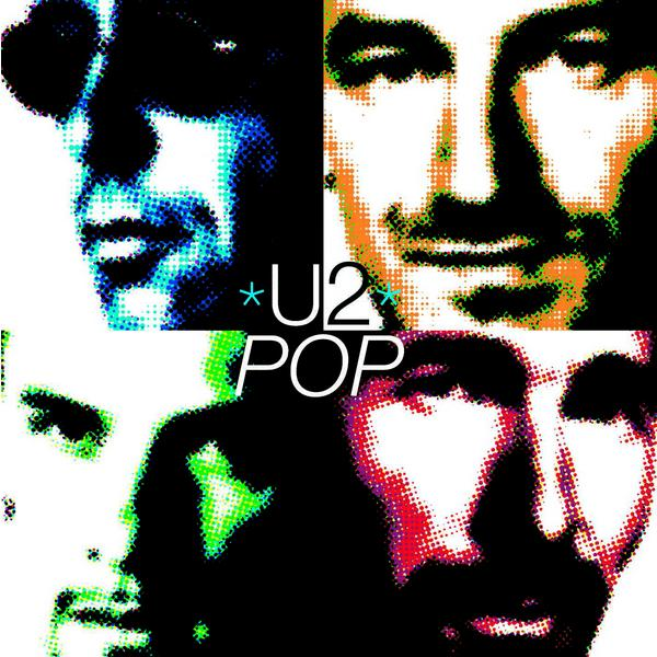 U2 - Pop (limited, Colour, 2 LP)