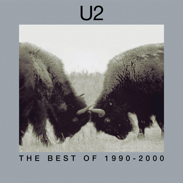U2 - The Best Of 1990-2000 (2 LP)