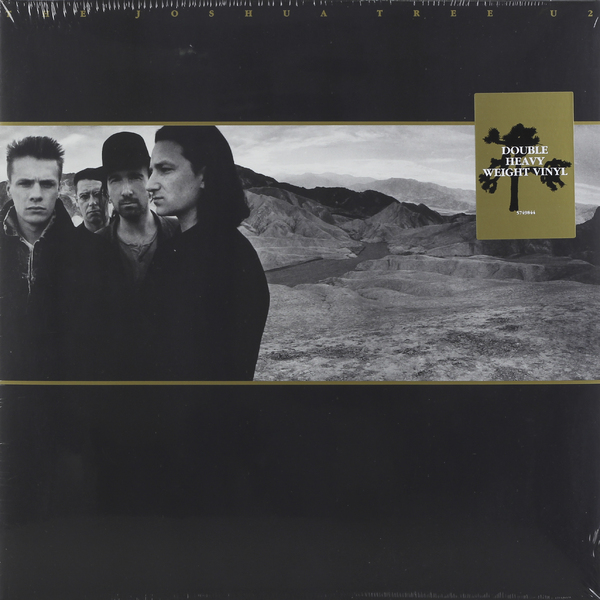 U2 U2 - The Joshua Tree (2 Lp, 30 Anniversary)