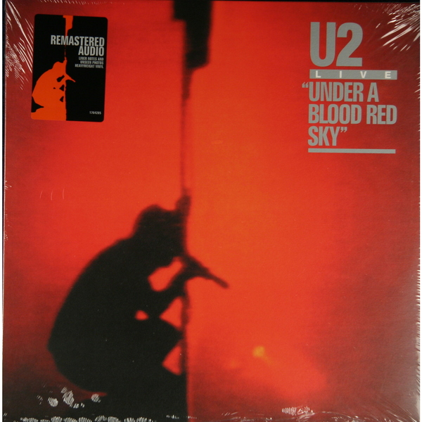 U2 U2 - Under A Blood Red Sky u2 mexico