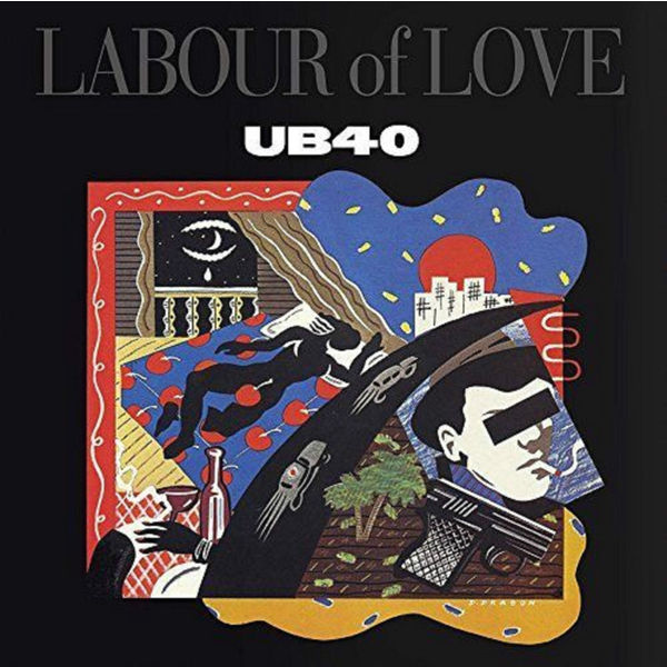 UB40 UB40 - Labour Of Love (2 LP) ub40 paris