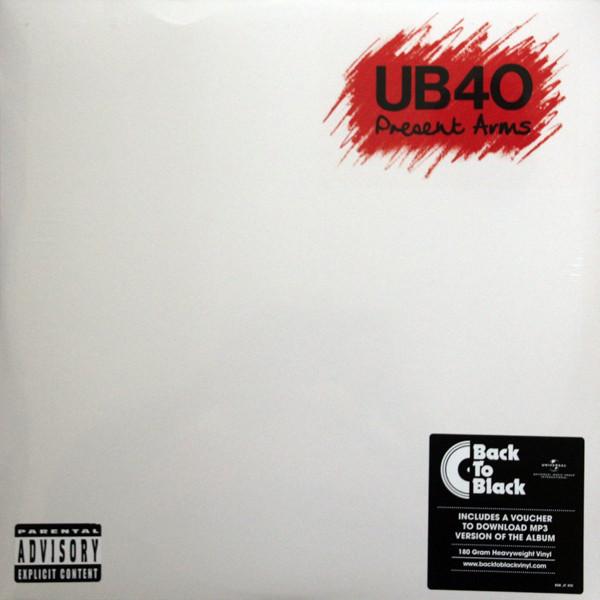 UB40 UB40 - Present Arms (2 LP) ub40 york