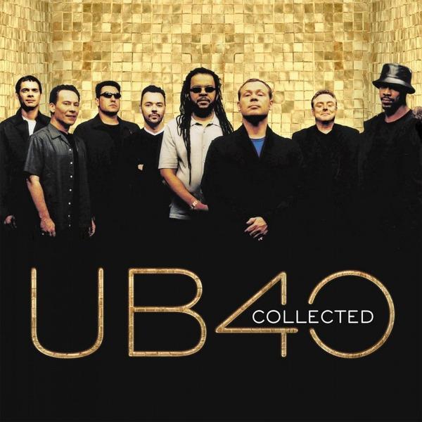 UB 40 UB 40 - Collected (2 LP) rekam halosuper 1k ub