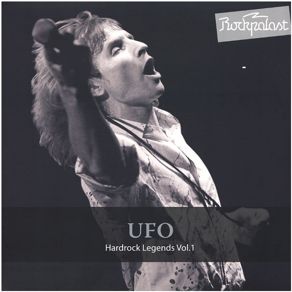 UFO UFO - Rockpalast: Hardrock Legends Vol.1 (2 LP) все цены