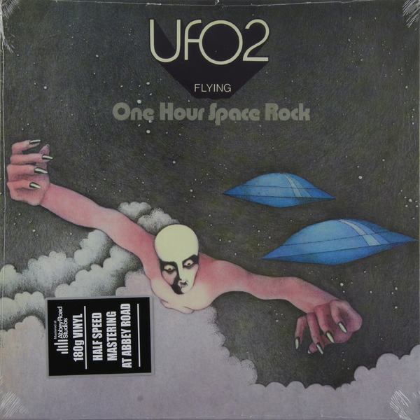UFO UFO - Ufo 2 One Hour Space Rock (180 Gr) zjys 4 sop 8