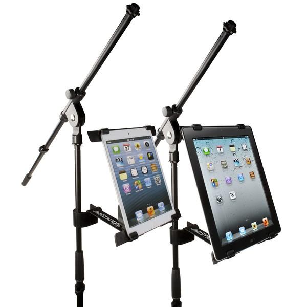 Микрофонная стойка Ultimate Держатель для планшета JS-MNT101