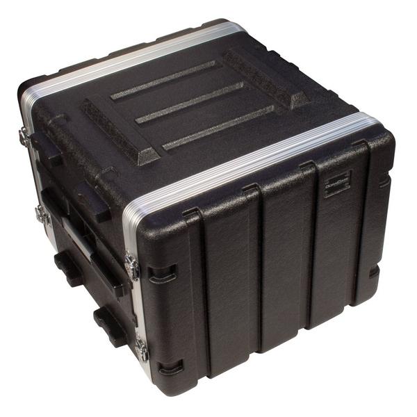 Аксессуар для концертного оборудования Ultimate Рэковый кейс  UR-8L кейс для диджейского оборудования thon dj cd custom case dock