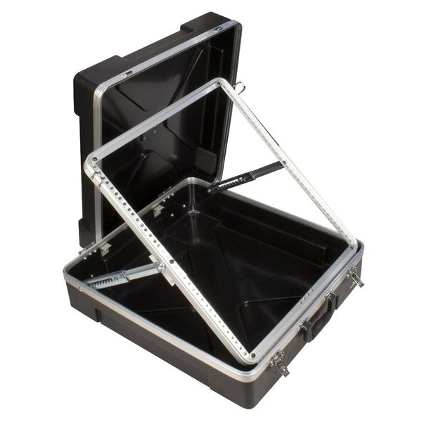 Аксессуар для концертного оборудования Ultimate Портативная рэковая стойка USL-12 кейс для диджейского оборудования 12 inch turntable case red