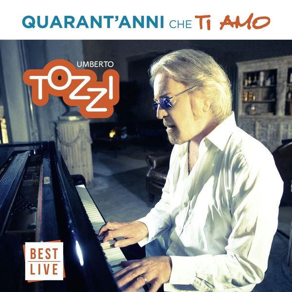 Umberto Tozzi Umberto Tozzi - Quarant'anni Che Ti Amo (2 Lp, 180 Gr) ten years after ten years after undead expanded 2 lp 180 gr