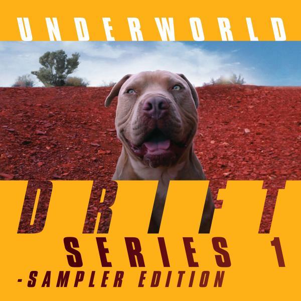 Underworld Underworld - Drift Series 1 - Sampler Edition (2 Lp, Colour) underworld underworld iggy pop teatime dub encounters ep