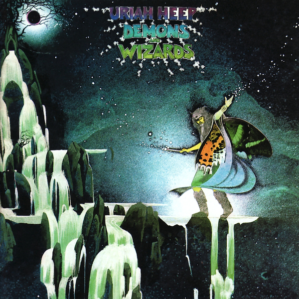 все цены на Uriah Heep Uriah Heep - Demons And Wizards