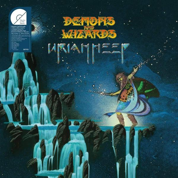 Uriah Heep Uriah Heep - Demons And Wizards - Art Of The Album (180 Gr) цена и фото