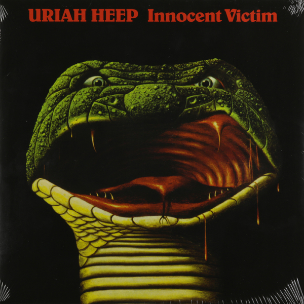 Uriah Heep Uriah Heep - Innocent Victim цена и фото
