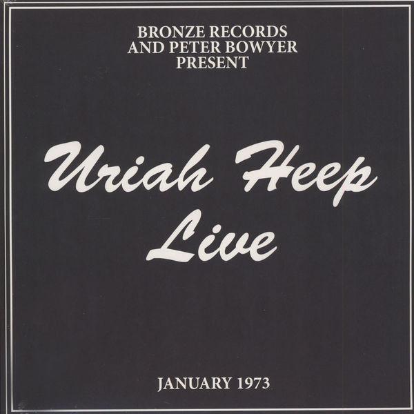 Uriah Heep - Live (2 LP)