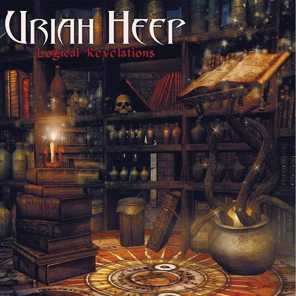 Uriah Heep Uriah Heep - Logical Revelations (2 LP) цена и фото