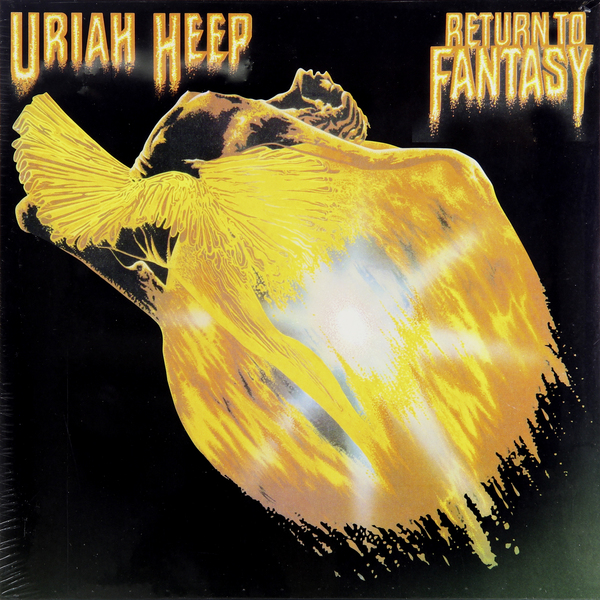 Uriah Heep Uriah Heep - Return To Fantasy (180 Gr) 200pcs lot 2sc2240 gr 2sc2240 c2240 to 92 transistor free shipping