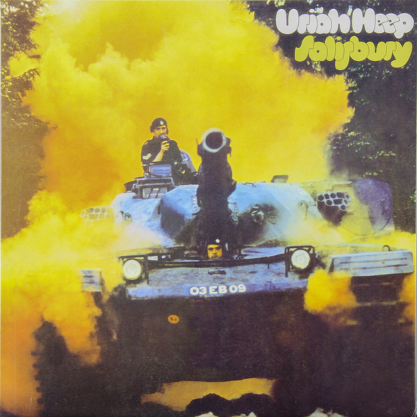 Uriah Heep Uriah Heep - Salisbury футболка стрэйч printio uriah heep