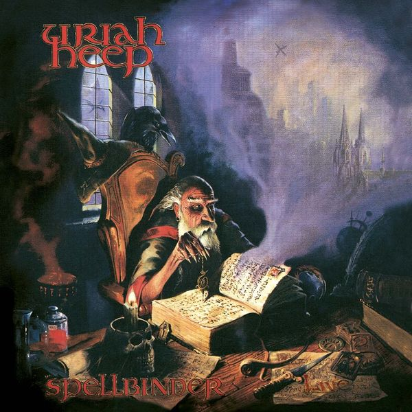 Uriah Heep Uriah Heep - Spellbinder (2 Lp, 180 Gr, Colour) gza gza liquid swords 2 lp colour