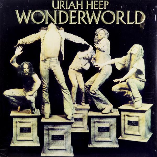 Uriah Heep Uriah Heep - Wonderworld футболка стрэйч printio uriah heep