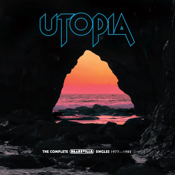 Utopia - The Complete Bearsville Singles (1977-1982) (limited, 2 LP)