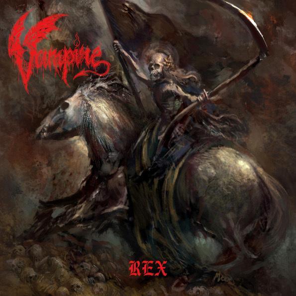 Vampire - Rex (180 Gr)