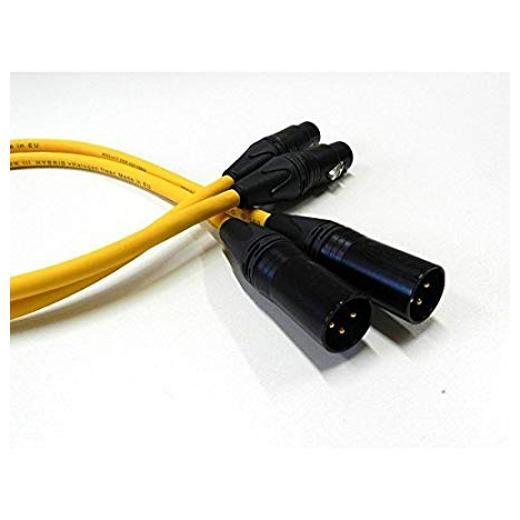 Фото - Кабель межблочный аналоговый XLR Van den Hul D-102 III Hybrid 1.2 m кабель