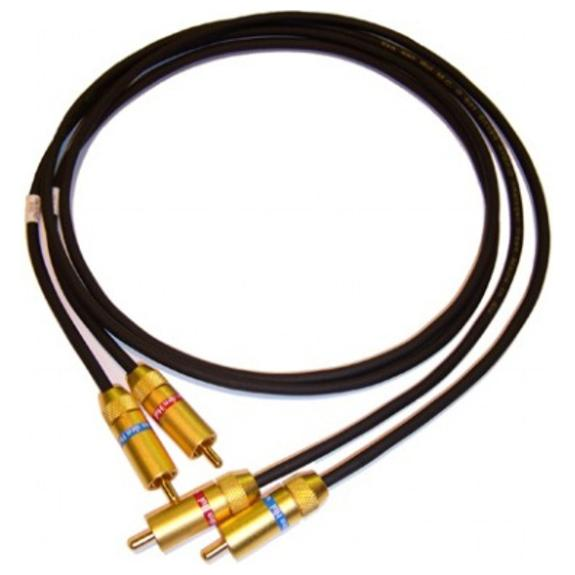Фото - Кабель для тонарма Van den Hul D-502 Hybrid RCA-RCA 1.5 m кабель для тонарма van den hul d 502 hybrid tac rca 1 m