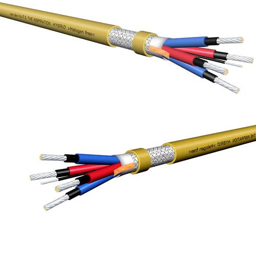 Кабель акустический в нарезку Van den Hul Inspiration Hybrid кабель акустический в нарезку supra classic 1 6 mm