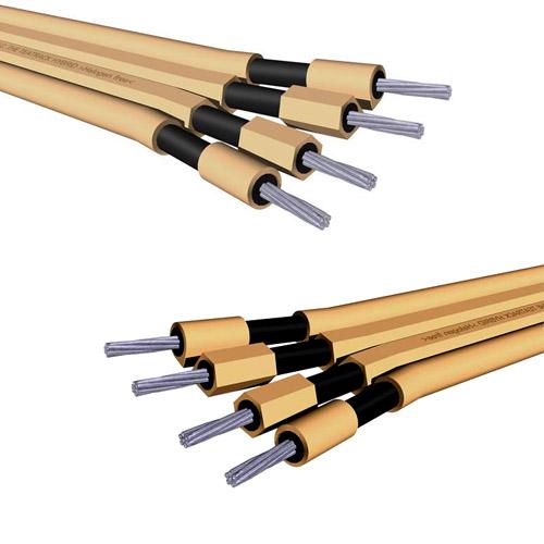 Кабель акустический в нарезку Van den Hul Teatrack Hybrid Bi-Wire van den hul isis single rca 1 2m