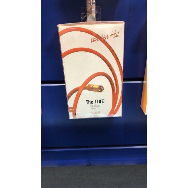 Фото - Кабель межблочный аналоговый RCA Van den Hul The Tide 1 m (витрина) brockenbrough m the game of love and death