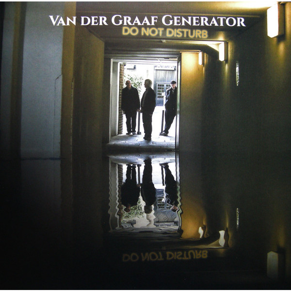 Van Der Graaf Generator Van Der Graaf Generator - Do Not Disturb free shipping dse7220 engine generator controller module auto start control suit for any diesel generator