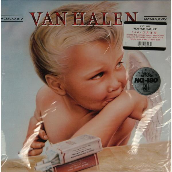 Van Halen Halen-1984 (180 Gr)
