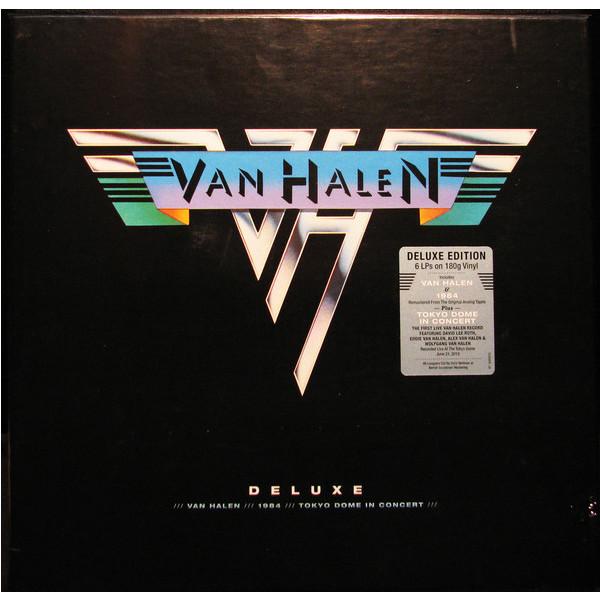 Van Halen Van Halen - Deluxe (6 LP) van halen deluxe 6 lp