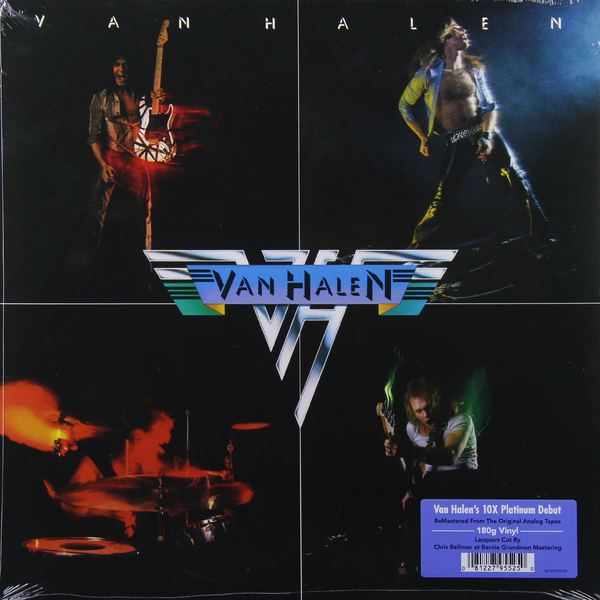 Van Halen Van Halen - Van Halen (180 Gr) van halen deluxe 6 lp