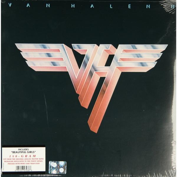 Van Halen Van Halen - Van Halen Ii (180 Gr) van halen deluxe 6 lp