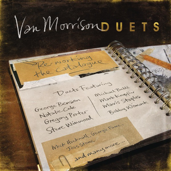 Van Morrison Van Morrison - Duets: Reworking The Catalogue (2 LP) chris van gorder the front line leader