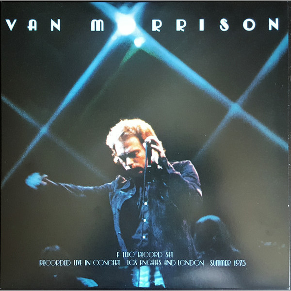 Van Morrison Van Morrison - …it's Too Late To Stop Now… Volume I (2 LP) geometric pattern open front cardigan