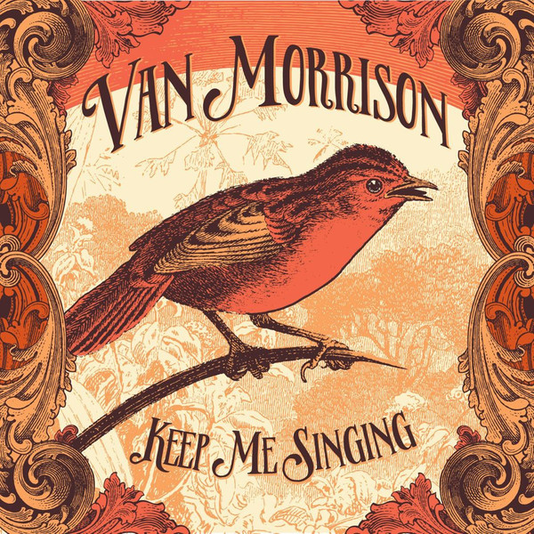 Van Morrison Van Morrison - Keep Me Singing the essential van morrison cd