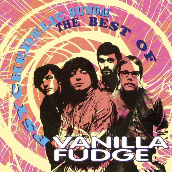 Vanilla Fudge Vanilla Fudge - Psychodelic Sundae - Best Of (2 LP)