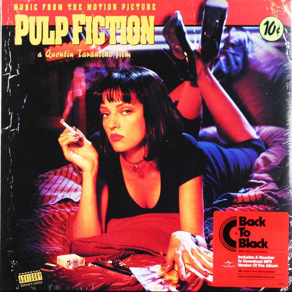 Саундтрек Саундтрек - Pulp Fiction саундтрек саундтрек jaws 180 gr