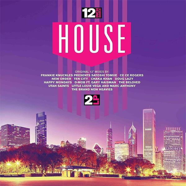 Various Artists Various Artists - 12 Inch Dance House (2 LP) цена и фото