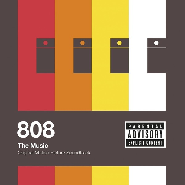 Various Artists Various Artists - 808: The Music (2 Lp, 180 Gr) цена и фото