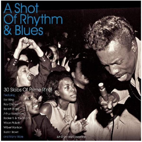 Various Artists - A Shot Of Rhythm Blues (2 Lp, 180 Gr, Colour)