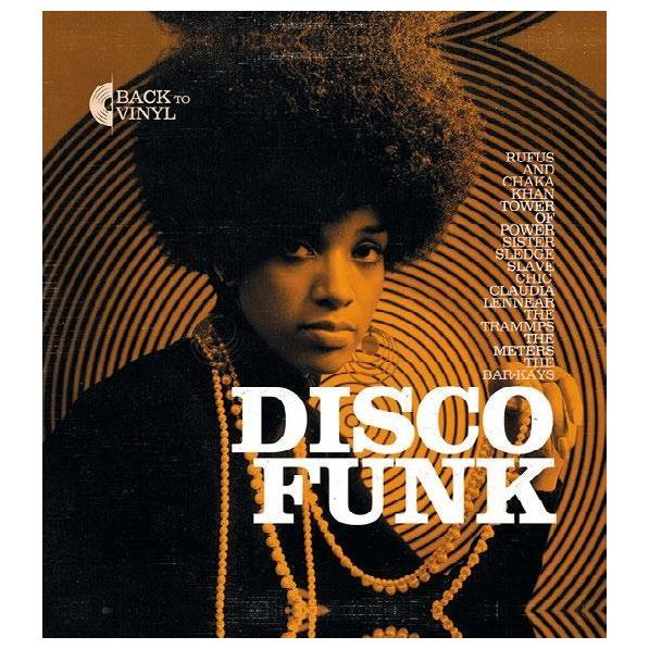 Various Artists Various Artists - Back To Disco Funk