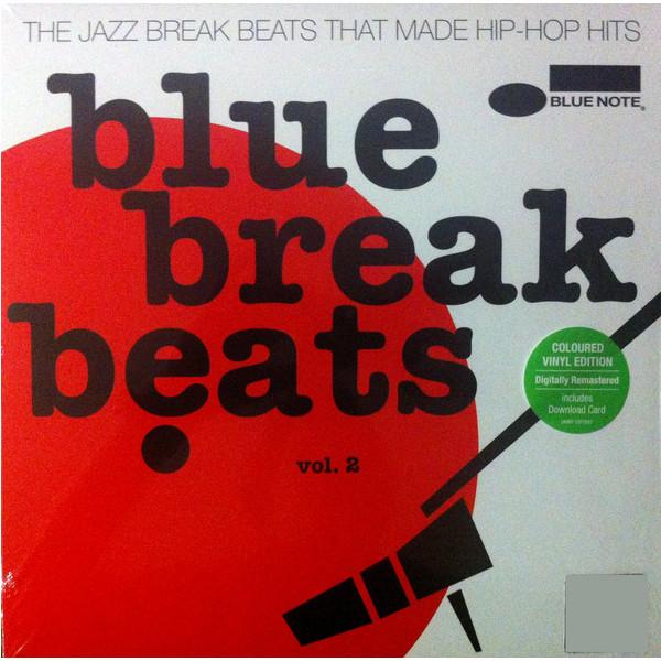 Various Artists Various Artists - Blue Break Beats Vol.2 (2 Lp, Coloured) elari fixitime 2 blue